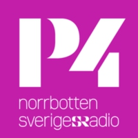 Logo of radio station Sveriges Radio - P4 Norrbotten