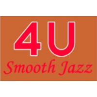 Logo of radio station 4U Smooth Jazz