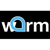 Logo of radio station Warm