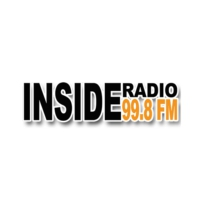 Logo of radio station Radio INSIDE 99.8 FM