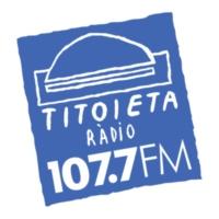 Logo of radio station Titoieta Ràdio