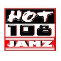Logo of radio station HOT 108 JAMZ
