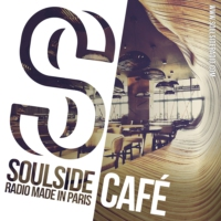 Logo of radio station CAFÉ I Soulside Radio Paris