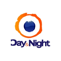 Logo of radio station Day and Night Radio
