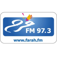 Logo of radio station Farah FM