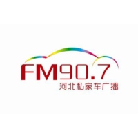 Logo of radio station Hebei Radio - 河北私家车电台907