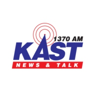Logo of radio station KAST 1370