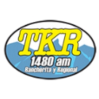 Logo of radio station TKR
