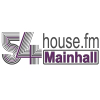 Logo de la radio 54House.fm