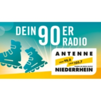 Logo of radio station Antenne Niederrhein - 90er Radio