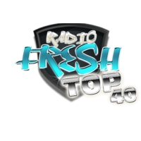 Logo of radio station Fresh Radio Top 40