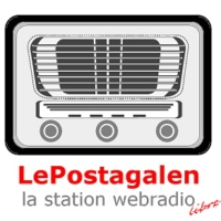 Logo of radio station LePostagalen la station webradio