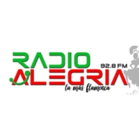 Logo of radio station Radio Alegria