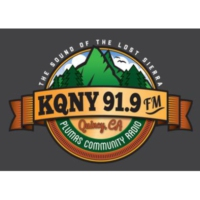 Logo of radio station KQNY 91.9 FM
