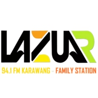 Logo of radio station Lazuar 94.1 FM Karawang