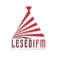 Logo of radio station Lesedi FM