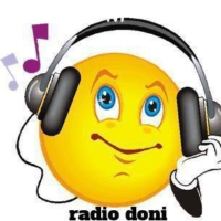 Logo of radio station Radio Doni
