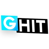 Logo of radio station GHIT