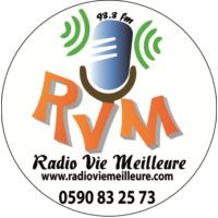 Logo of radio station Radio Vie Meilleure