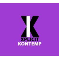 Logo de la radio XPLICIT KONTEMP