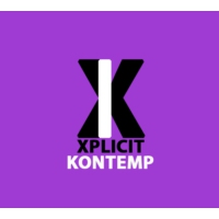 Logo of radio station XPLICIT KONTEMP