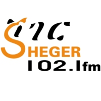 Logo of radio station Sheger 102.1 FM