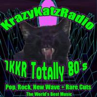 Logo de la radio 1KKR - Totally 80's