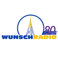 Logo of radio station wunschradio.fm 80er