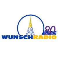 Logo of radio station wunschradio.fm 80er
