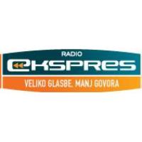 Logo of radio station Radio Ekspres