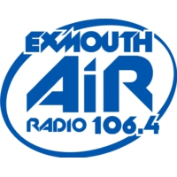 Logo of radio station ExmouthAiR