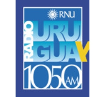 Logo of radio station Radio Uruguay