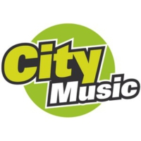 Logo of radio station City Music