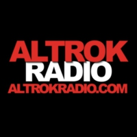 Logo of radio station WBJB Altrok 90.5