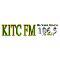 Logo of radio station KITC 106.5 FM