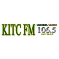 Logo de la radio KITC 106.5 FM