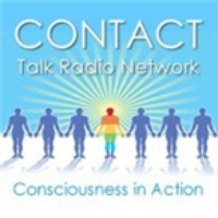 Logo of radio station Contact Talk Radio