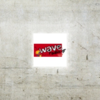 Logo of radio station Wave Radio