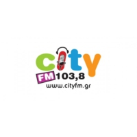 Logo of radio station City Fm 103,8