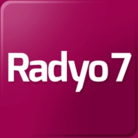 Logo of radio station Radyo 7 - Protest
