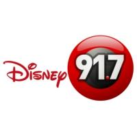 Logo of radio station Radio Disney 91.7 FM