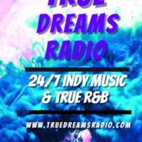 Logo of radio station True Dreams Radio