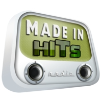 Logo de la radio 100% Made in Hits