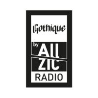 Logo of radio station Allzic Gothique