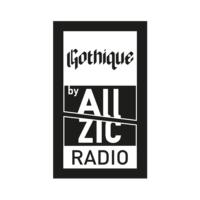 Logo de la radio Allzic Gothique