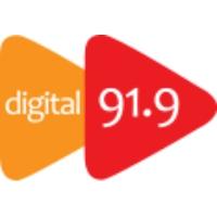 Logo of radio station Digital 91.9