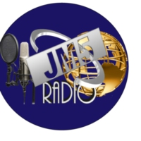 Logo of radio station JM5 RADIO