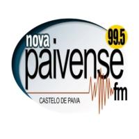 Logo of radio station Paivense FM
