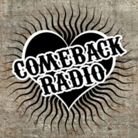 Logo of radio station Comeback Radio