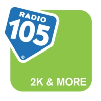 Logo of radio station Radio 105 - 2k & More!